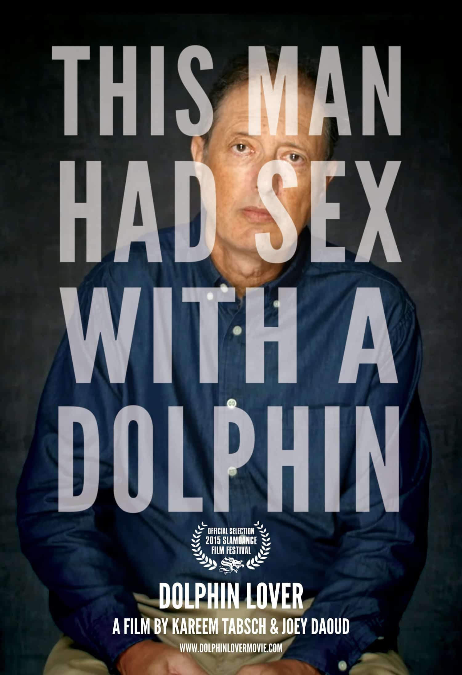 This Man Had Sex With a Dolphin
