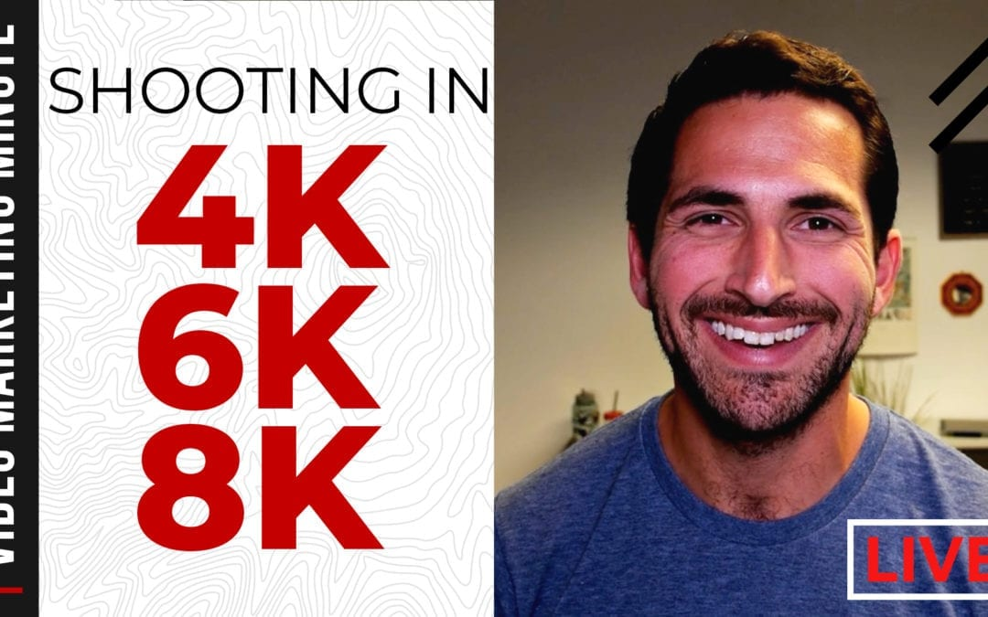 3 Reasons to Shoot in 8K for Video Production