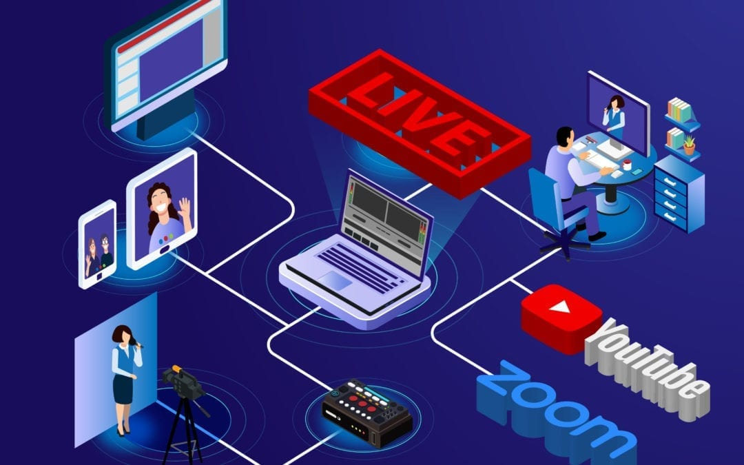 The Complete Guide to Live Streaming Virtual Events