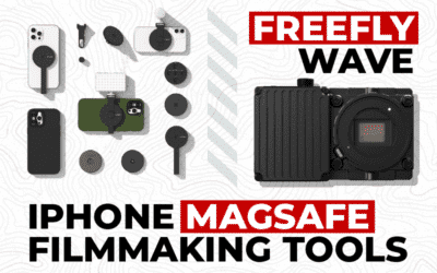 Freefly's Wave Camera, MagSafe Filmmaking Tools, YouTube Soundtracks and More