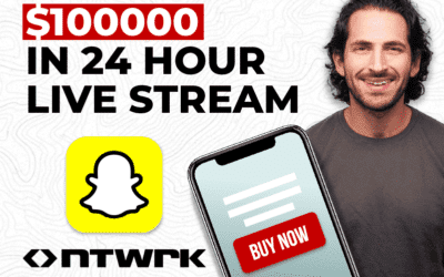 How NTWRK Made $100,000 in a 24 Hour Live Stream