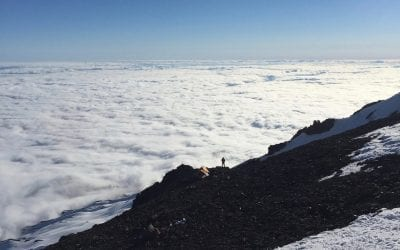 Zero to Summit – Stepping Away from the Computer to Get Fit and Climb Mountains