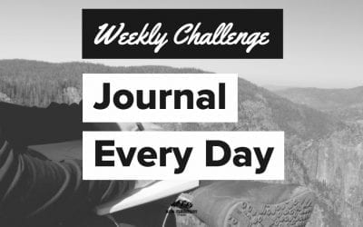 Tools for Journaling – Weekly Challenge 006