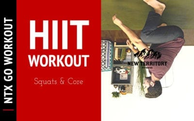 15 Minute Core & Legs Home Workout – NTX Go